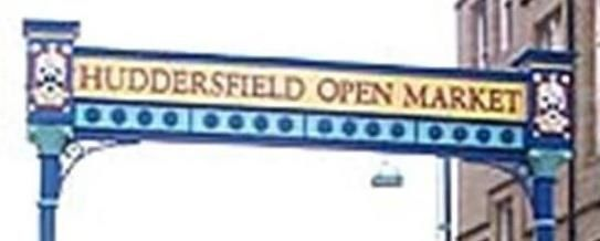 Welcome to Huddersfield Market