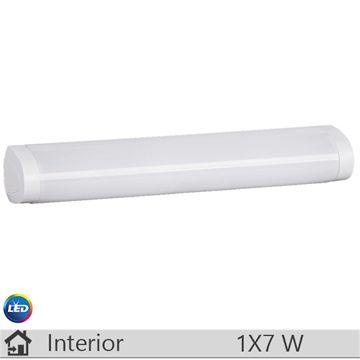 Aplica LED baie, iluminat decorativ interior Rabalux, model Hidra, gama 2359