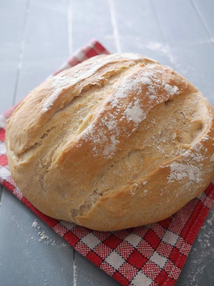 Le pain cuisson cocotte
