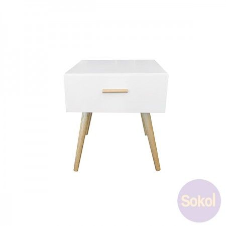Varberg Collection - Bedside Table 9311 $150