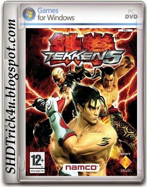 Скачать Tekken 5 Pc Торрент - фото 6