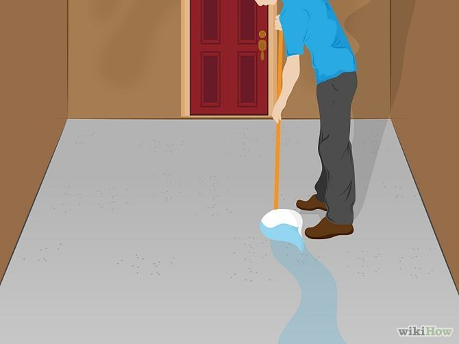 How to Acid Stain Concrete: 6 Steps (with Pictures) - wikiHow