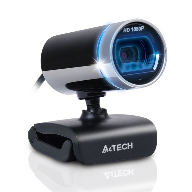 A4TECH PK-910H Webcam HD 1080P USB Filmadora With Mic Web Cam For Notebook Laptop Desktop Automatic Web camera