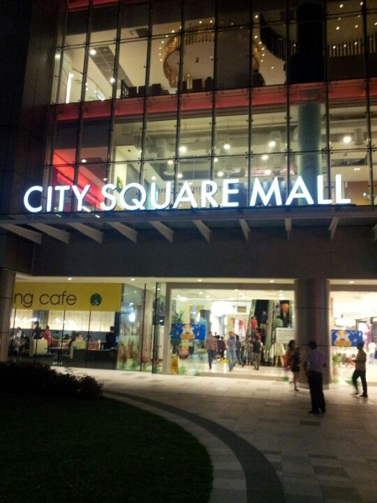 City Square Mall, Singapore 1st Eco Mall located at Farrer Park mrt, North East Line.
