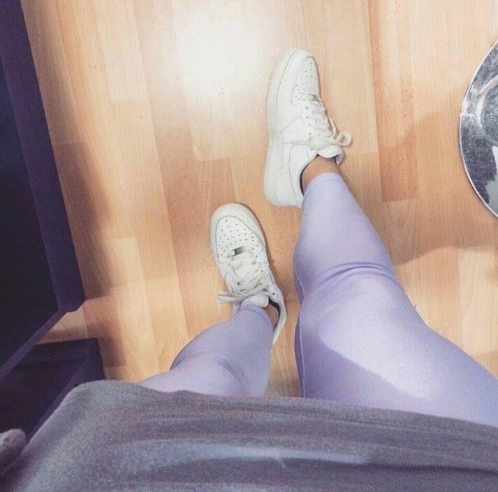 Lilac leggings #pcpclothing #pcpleggings