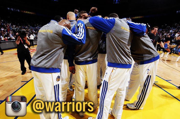Golden State Warriors Instagram photos and videos