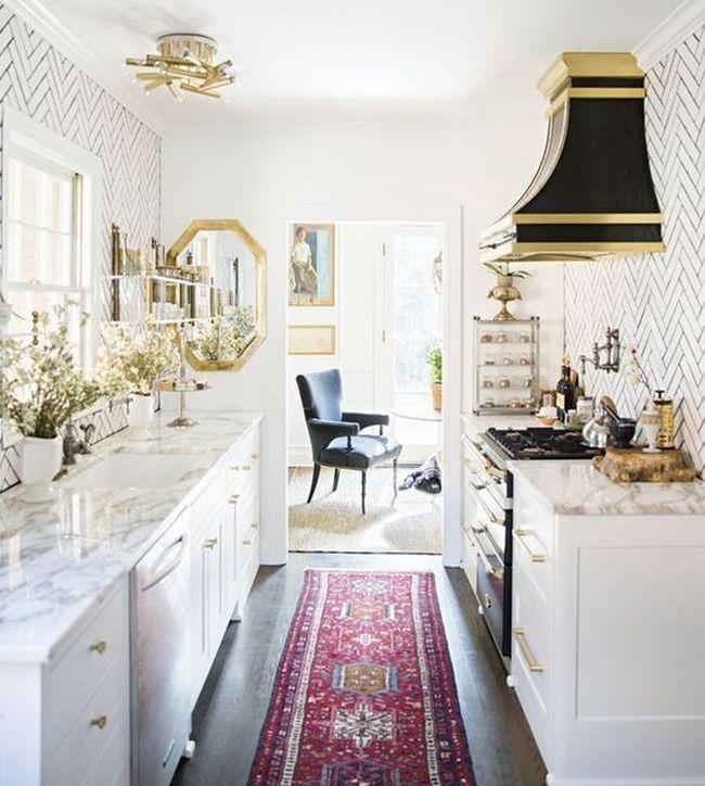 Beau 50+ Parisian Kitchen Decor Small Spaces_4