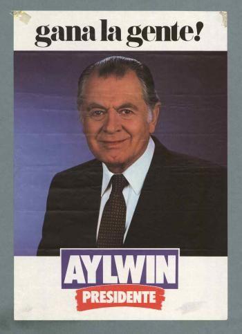 Patricio Aylwin, Elección presidencial 1989
