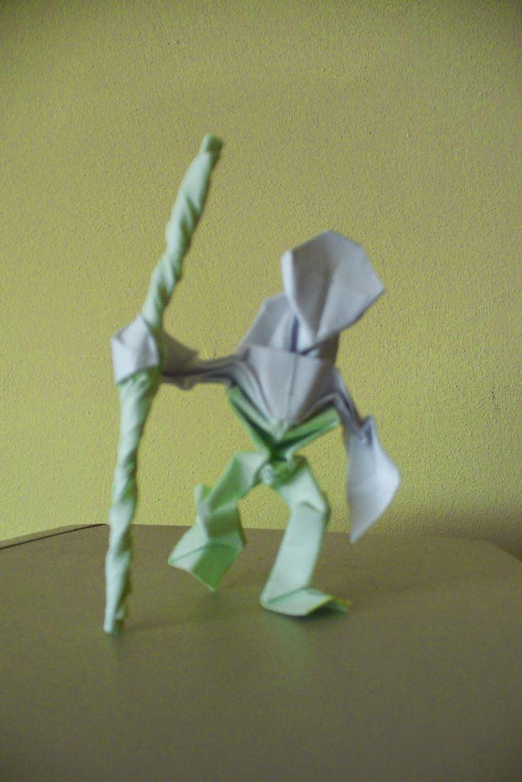 Kreatywne pasje: Origami