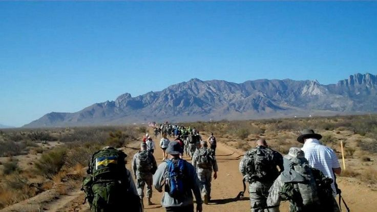 Tips and trick on how to survive the Bataan Memorial Death March. Essential information on how to have a great day while rucking with our military.