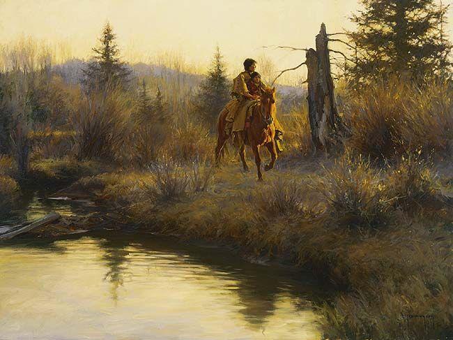 native america artist robert duncan photos | Robert Duncan-Native American