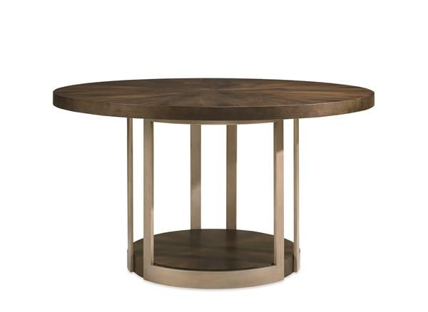Gather Round Dining Table : Modern Artisan : Dining : Ats Dintab 002 | · Runde  EsstischeMetall ...