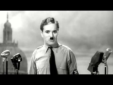 YESSS!!! I keep myself pumped up on this song! I absolutley LOVE it!!! TRUTH TRUTH #TRUTH !!  Let us all #Unite▶ Charlie Chaplin - Let Us All Unite - YouTube