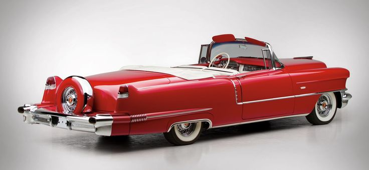 1956 Eldorado convertible..Re-pin Brought to you by agents at #HouseofInsurance in #EugeneOregon for #LowCostInsurance