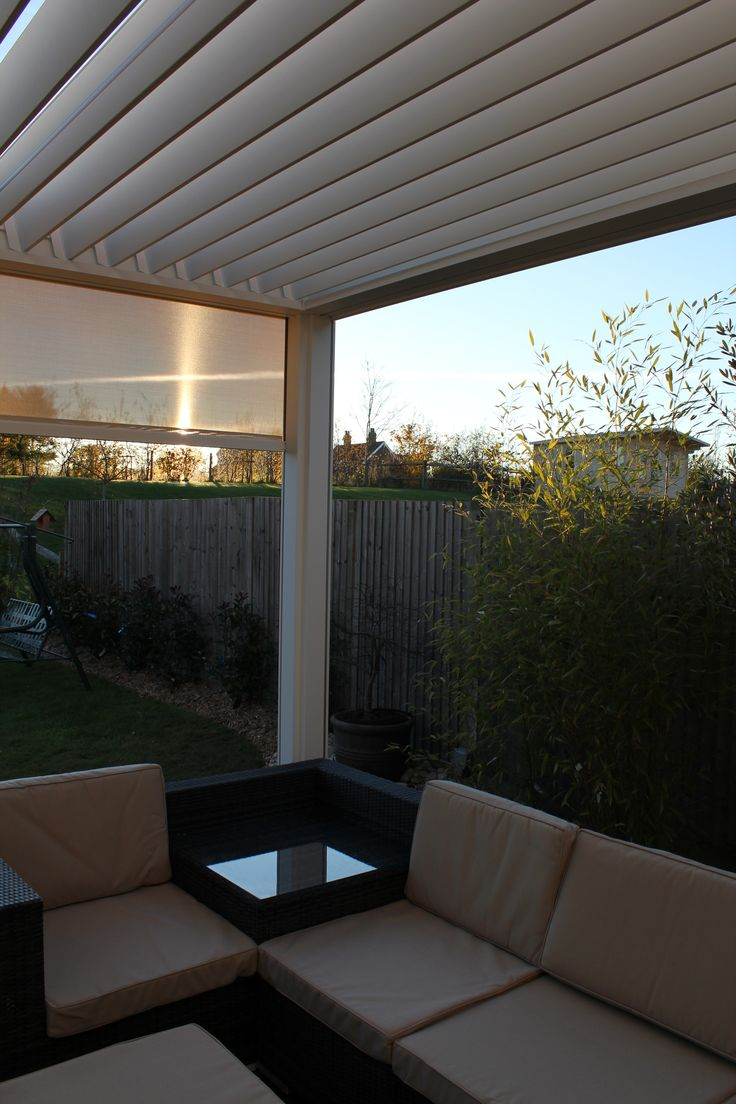 82 best louvered roof - outdoor living pod images on pinterest