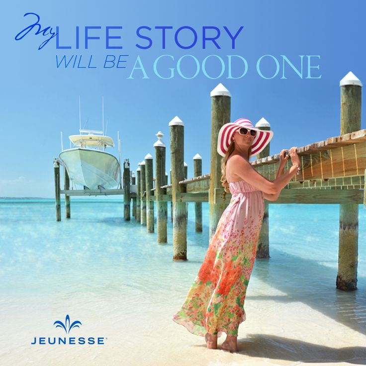 My life story will be a good one.  -Unknown