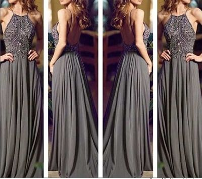 gray prom dress,backless prom dress,http://bridesmaiddress.storenvy.com/products/15555312-gray-prom-dress-backless-prom-dress-cheap-prom-dress-party-prom-dresses-even