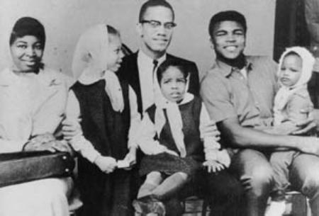 Malcolm X Amp Muhammad Ali Icons Pinterest Muhammad