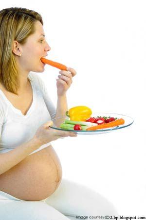 Pregnancy Diet Week by Week