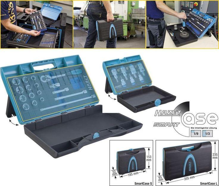 Hazet Tools 165-L Smart Case - Empty 355 x 231 x 65mm - Made In Germany #Hazet