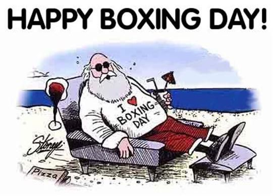 Historias de Boxing Day