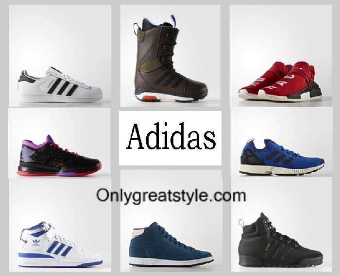 Adidas sneakers fall winter 2016 2017 shoes for men
