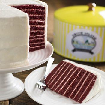 Red Velvet Smith Island Cake | Smith Island Cakes Online