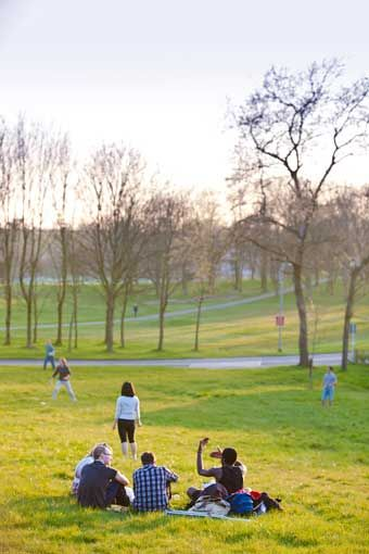 Our Campus: Lancaster University is based on a beautiful 360-acre parkland campus