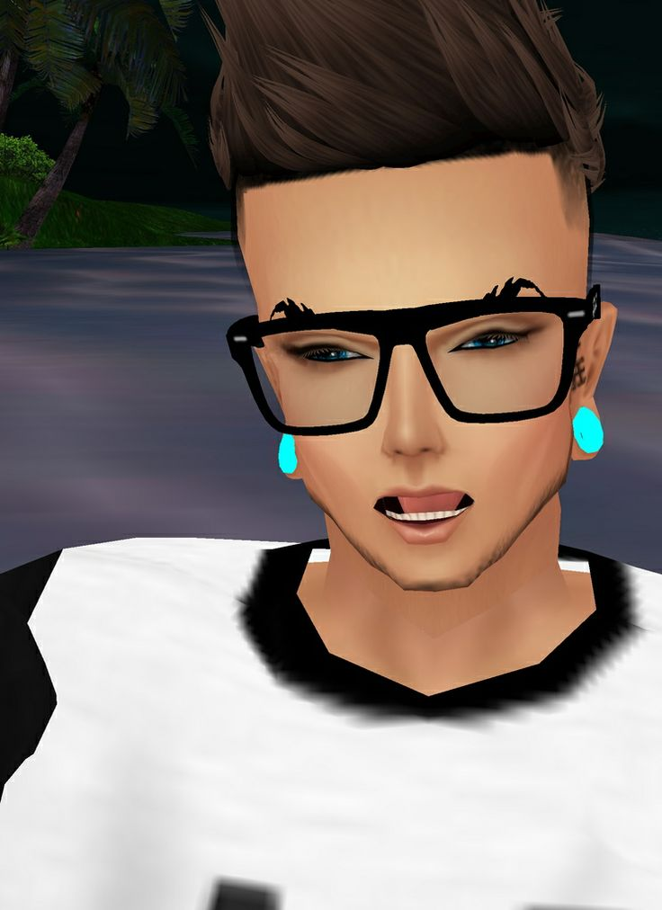 on imvu you can customize 3d avatars and chat rooms using