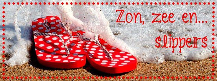 PUUR! Creatief – Zon, zee en... slippers!
