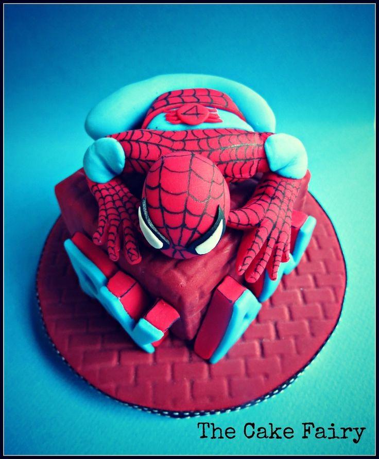 Google Images Spiderman Cake : 19 best images about Spider-Man cake on Pinterest ...