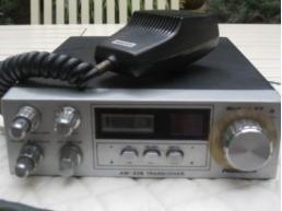 Equipo Radio Banda Ciudadana - President Mckinley
