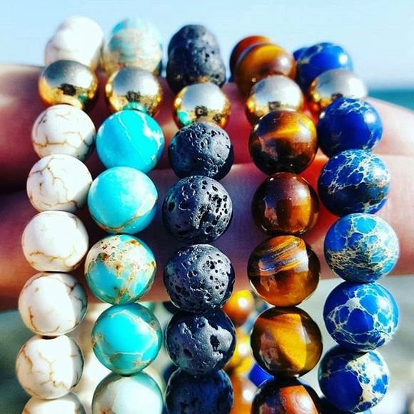 "DISCOUNT CODE! ""sophie20"" 20% off Website: www.balancebeads.co // insta: @balancebeads Brandy Melville Jewelry Bracelets"