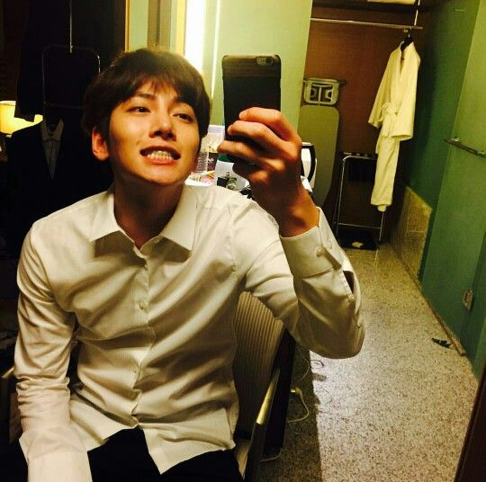silly wookie ❤ Chang wook Paboo ;D