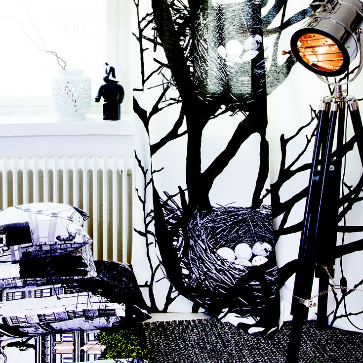 Black and white | Vallila Interior - Pesä