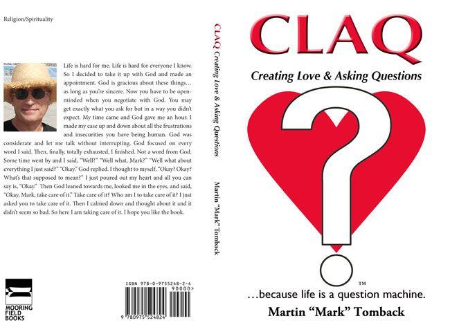 CLAQ print cover