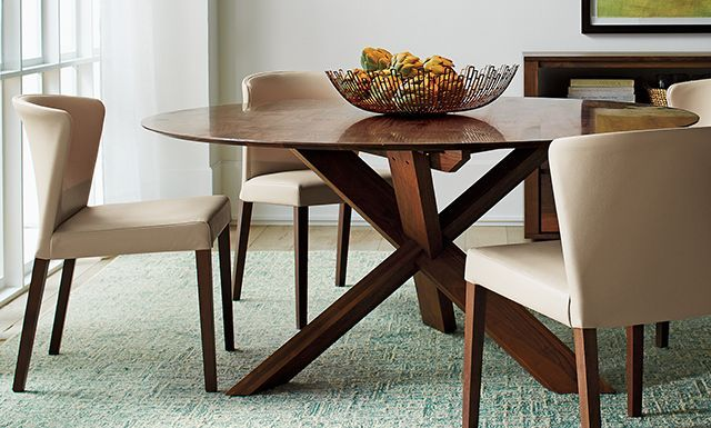 Furniture home decor housewares gifts registry for Dining room tables crate and barrel