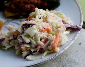 Whole30 coleslaw
