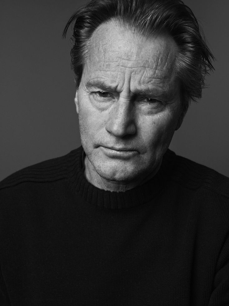 Sam Shepard by Mark Abrahams