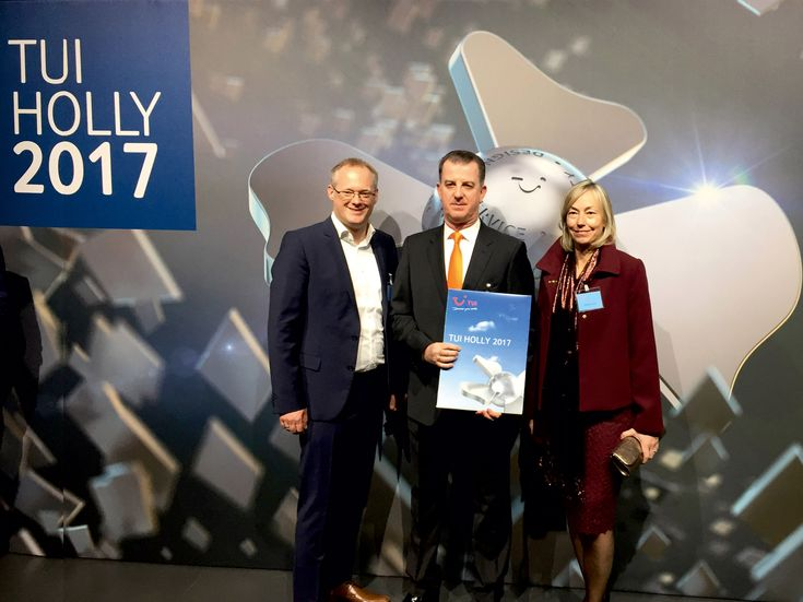 Neptune Hotels Receives TUI Holly Award for 14th Time.