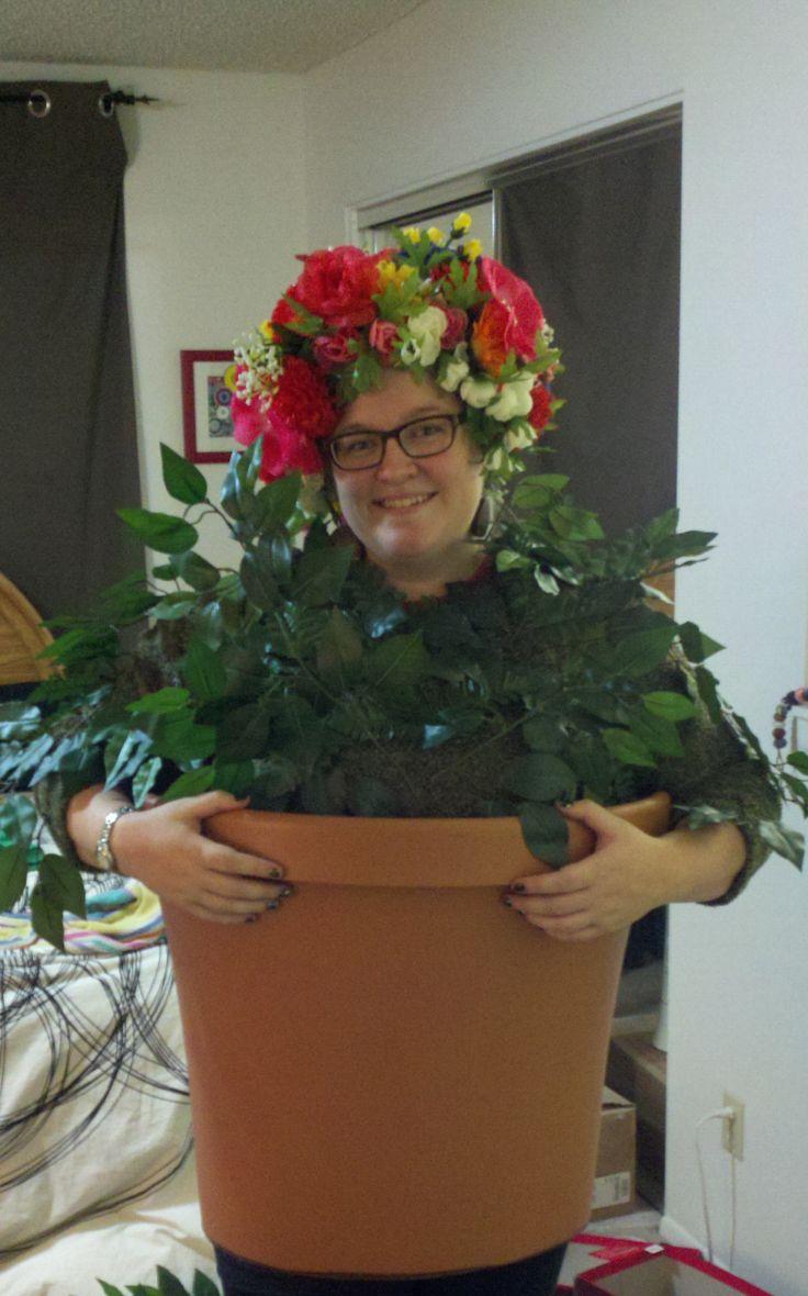 Best 25+ Flower pot costume ideas on Pinterest | Gumball machine ...