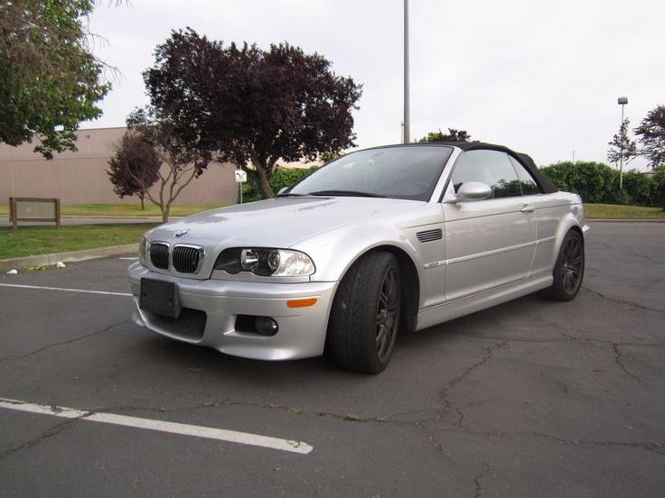 2006 BMW M3 CONVERTIBLE 2-Door