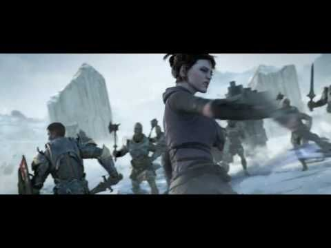 Dragon Age Origins Full HD Trailer. How have I not seen this before?