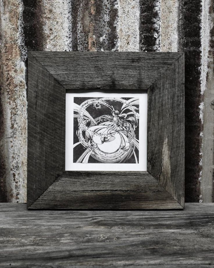 """40 Likes, 1 Comments - Noggin (@scratchyanoggin) on Instagram: """"DAY 23   RECENT MAKE . Something new, made from something old. New picture frames and shadow boxes…"""""""