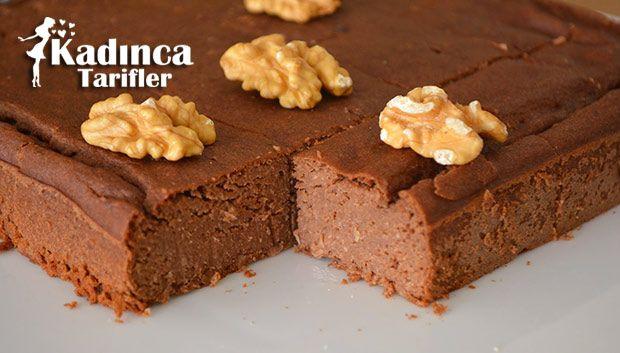 Unsuz Şekersiz Browni Tarifi nasıl yapılır? Unsuz Şekersiz Browni Tarifi'nin malzemeleri, resimli anlatımı ve yapılışı için tıklayın. Yazar: Yemek Yolculuğu