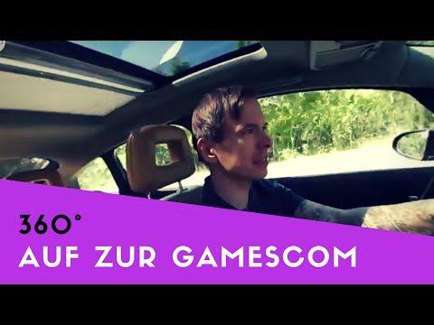 360° Vlog | Auf zur Gamescom - Woolpedia® - YouTube