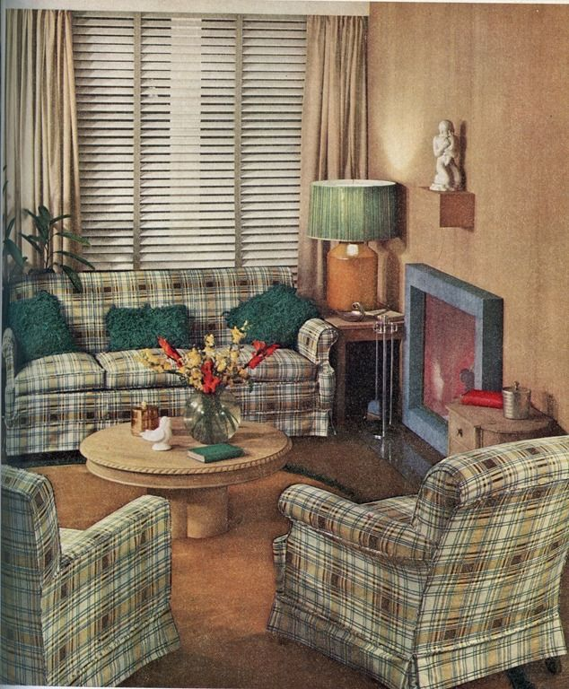 212 best images about retro home on pinterest 1970s for 1940s decoration