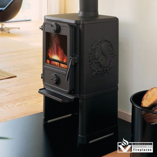 The Mors 248 1440 Stove Comes Equipped With Riddling Grate