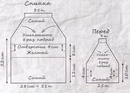 вязание йорку схемы: 18 тыс изображений найдено в Яндекс.Картинках