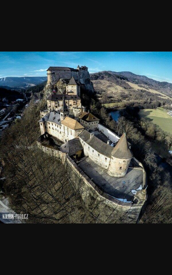 Oravský hrad Slovaquie